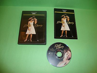 Dirty Dancing (1987) (DVD, 2001)