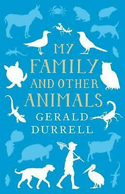 My Family and Other Animals by Gerald Durrell Hardcover Book Free Shipping!