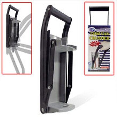 Can Crusher Force Recycling Aluminum Only Beverage Cans Crusher & Bottle Opener