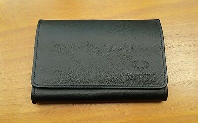 Ssangyong Kyron / Rexton / Rodius Handbook Owners Manual Wallet - Genuine