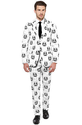 Star Wars Stormtrooper Formal Suit Adult Costume