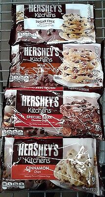 Hershey's ~ Chocolate Baking Chips - Assort. Varieties