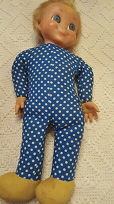"""VINTAGE Original Mrs Beasley Doll from Family Affair 22""""  needs love"""