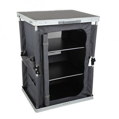 Gateway Leisure Folding Kitchen Storage Cupboard