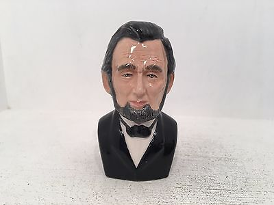 Manor Collectables American Presidents Abraham Lincoln Toby Jug 54 of 1500