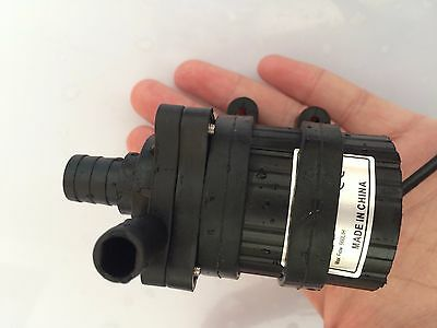 12V DC Micro DC Pump 40-1250 14W 5m DRY WORK PROTECTION Quiet Pond Fountain Pump