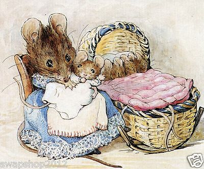 Collection of Beatrix Potter Audio Books on MP3 CD