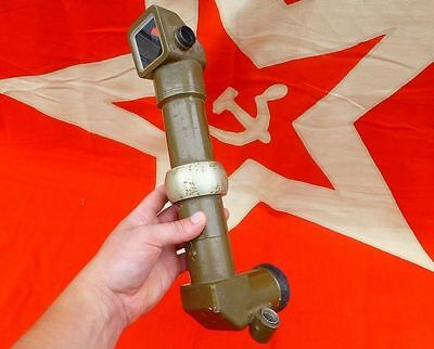 Military Russian USSR red army comander periscope optical device
