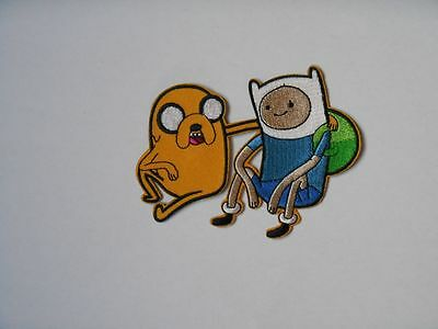 Patch écusson adventure time Finn and Jake