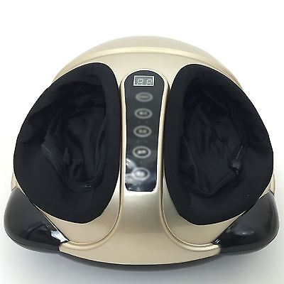 2016 San Shuaj Deep Kneading 3D Infrared Heat Foot Feet Massager Roller Massage