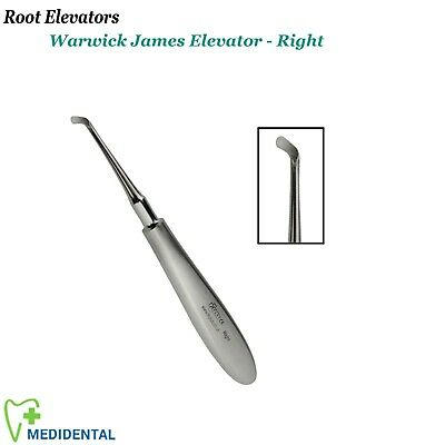Dentistry Lab Root Elevators Warwick James Elevator Surgical Oral Surgery Tools