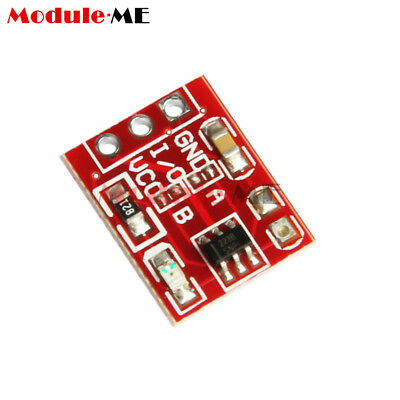 NEW 10PCS TTP223 Capacitive Touch Switch Button Self-Lock Module for Arduino MO