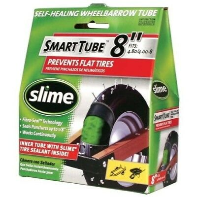 "Slime 30012 Pre Slimed Wheelbarrow Tube 8"" Fits 4.80/4.00-8"