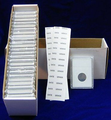 10 coin holders Slab Style for Canadian Silver Dollar size**36.0mm**