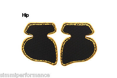 Forcefield Hip Armour Upgrade Performance Motorcycle Trouser Insert Protector