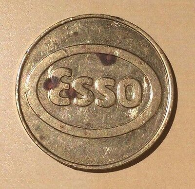 Esso Car Wash Token No Cash Value