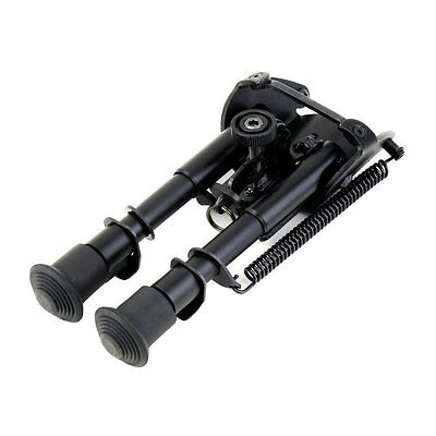 6-9 Rifle Bipod Fore Grip Shooter Mount TACTICAL Eject Rail Ridge Rock AO