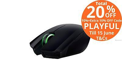 Razer Orochi Chroma 2015 8200 DPI 4G Laser Bluetooth Wireless Wired Gaming Mouse