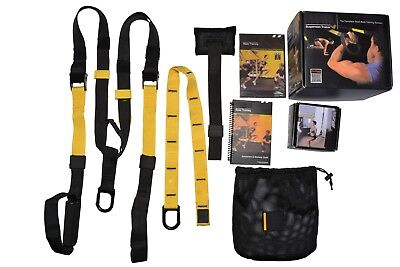 SUSPENSION TRAINING│BODY│TRAINER│FITNESS│BODYWEIGHT│Gym│Straps│ Same as TRX Pro