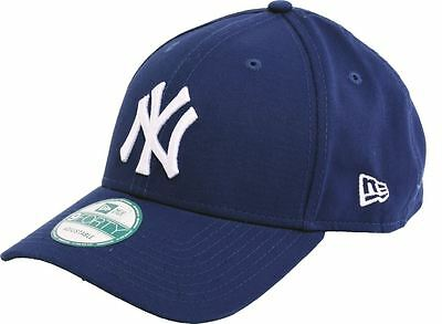 New Era League Basic New York Yankees. Blue 9Forty Adjustable Cap