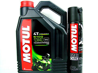 4liter l motorrad l 10w40 motul 5100 10w 40 4 takt. Black Bedroom Furniture Sets. Home Design Ideas