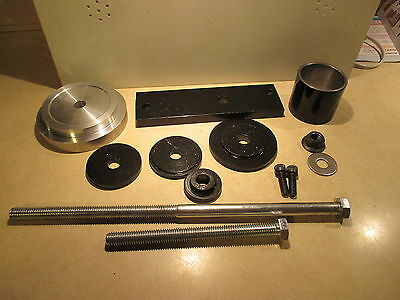 Harley 6 speed Main Drive Gear & Bearing remover/installer tool