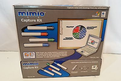 Mimio Capture Kit for Xi Interactive Digital Whiteboard System Virtual Ink