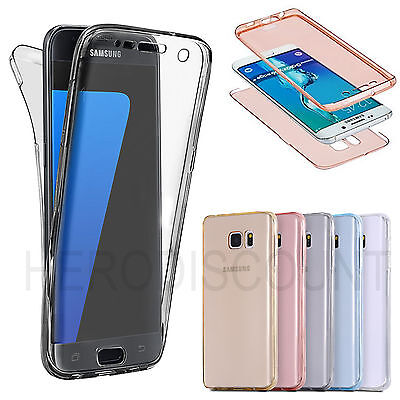 Coque Etui Housse 360 Silicone Pour Samsung Galaxy + Stylet
