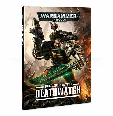 Codex : Deathwatch   - Warhammer 40,000 - 40K - Games Workshop -Softcover
