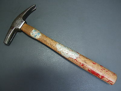 Upholsterers hammer vintage old tool by W Whitehouse