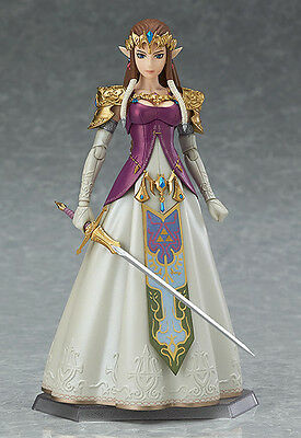 figma The Legend of Zelda Twilight Princess Zelda Figure PREORDER
