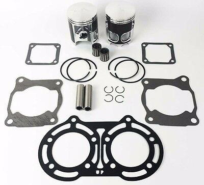 Yamaha Banshee 350 Piston Gasket Ring Top End Kit 1987-2006