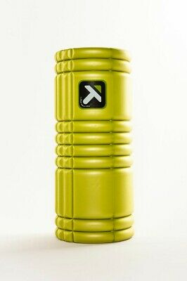 Trigger Point GRID Foam Roller for Fitness Physio Pilates Yoga Gym -Lime NEW