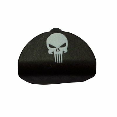 Fixxxer Tactical Skull Design Gen 1-3 Grip Plug fits Medium & Large Frame Glock