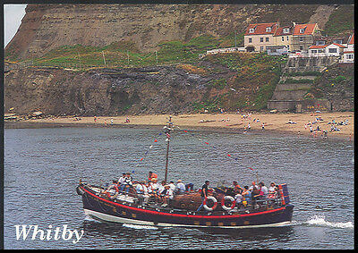 Great Britain - Whitby - Postcard - J37