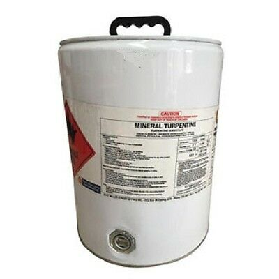 Mineral Turpentine (White Spirits) 20 L Drum - Free Shipping