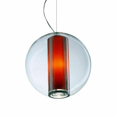 Bel Occhio Pendant Lamp - Orange