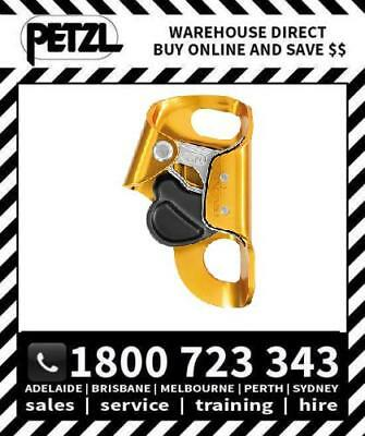 Petzl CROLL Chest Ascender Rope Access Gear Climbing Clamp Equipment