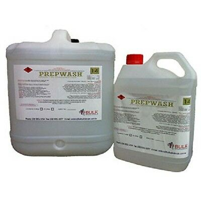 Prepwash Wax and grease remover Detailing Prepsol  20 Lt - Free Shipping