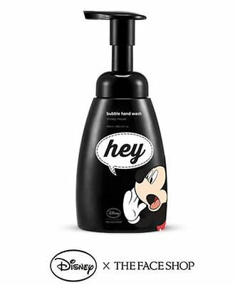 [THE FACE SHOP]  X Disney Edition Mickey Mouse Bubble Hand Wash 250ml