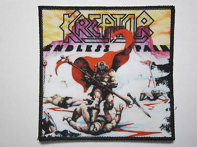 KREATOR Endless Pain new printed patch thrash metal