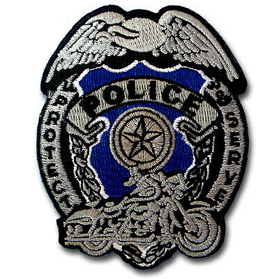 Police-Protect-Serve-Patch-Iron-on-Badge