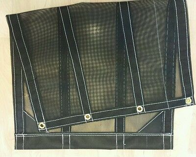 Truck mesh tarp 7'×14' for U.S. and Mexico
