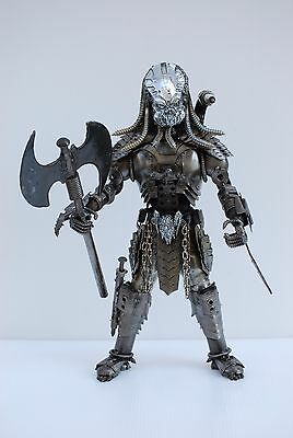 METAL SCULPTURE Predator (act1,C) Cool Gifts For Christmas Cool Gifts For Dad