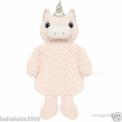 Primark Hot Water Bottle Covers Fluffy Unicorn Pug Dog Bunny Unicorn Owl Bulldog
