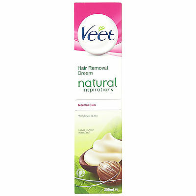 Veet Naturals Hair Removal Cream for Normal Skin 200ml