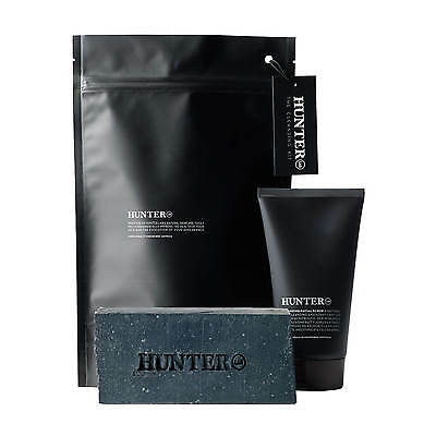 NEW The cleansing kit by Hunter Lab