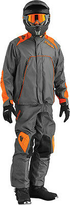 Completo Cross Thor Range S6 Offroad Charcoal/orange Solid