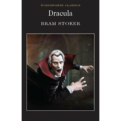 Dracula - Wordsworth Classics by Bram Stoker (Paperback), Books, Brand New