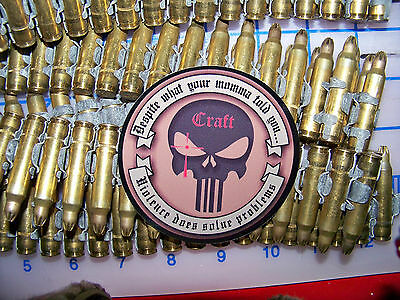 TWO Craft International (Chris Kyle)  Decals-  American Sniper- SEAL, Punisher